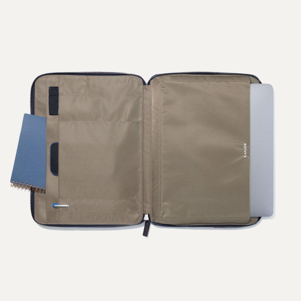 rothys new laptop portfolio open