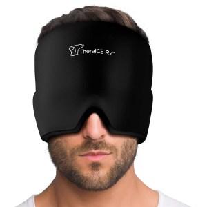 TheraICE headache hat