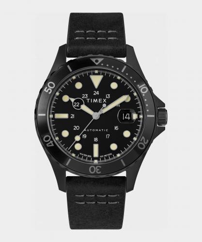 Timex Navi XL Black Watch