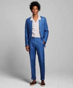 todd snyder italian linen suit, wedding attire for men
