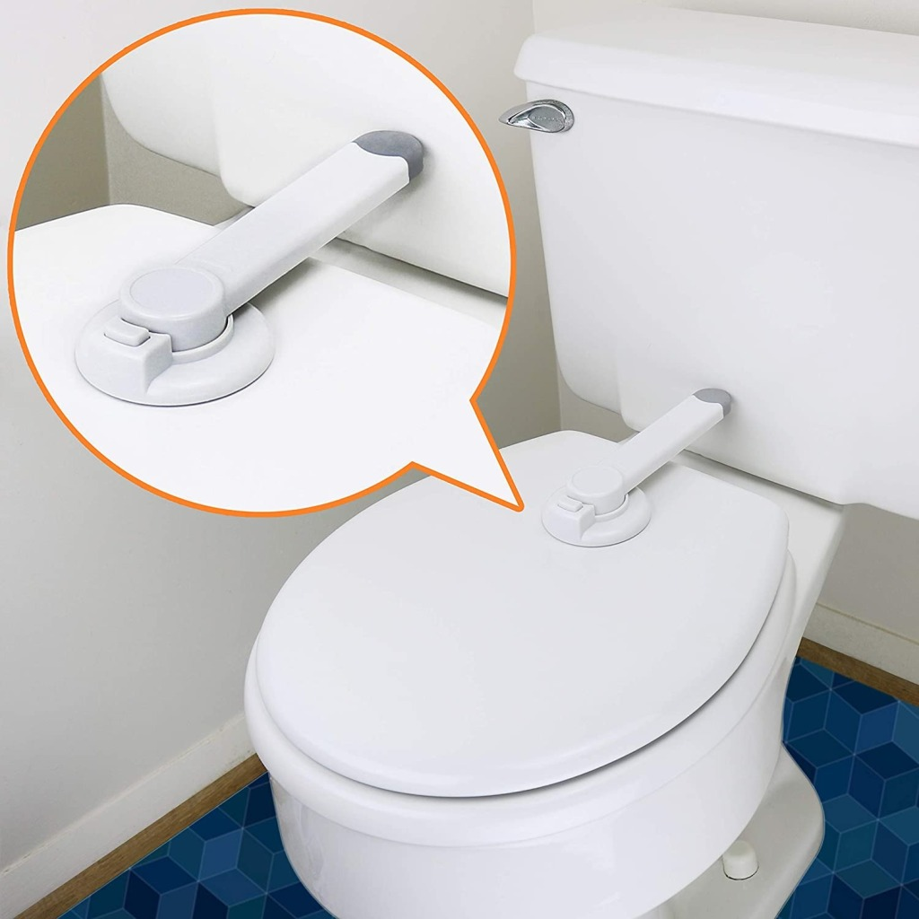Toilet Lock by Wappa Baby