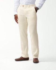 Tommy Bahama islandzone linen pants, wedding attire for men