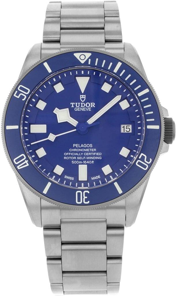 Tudor-Pelagos-Blue-Dial-Automatic-Mens-Watch-25600TB-BLRS