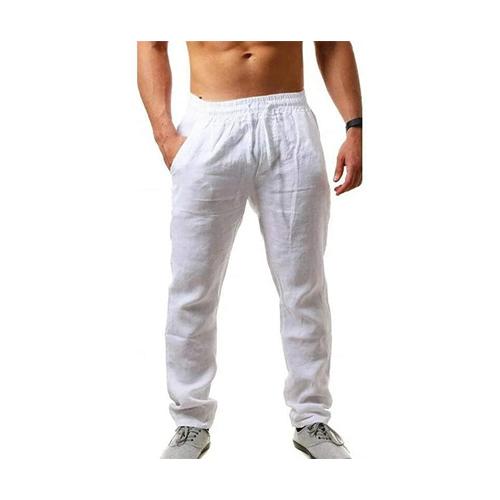 MorwenVeo Men's Linen Pants