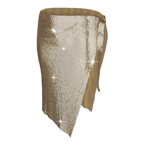MineSign Rhinestone Skirt