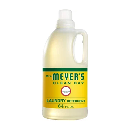 best smelling laundry detergent mrs meyers