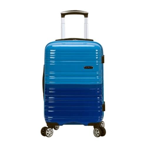 rockland melbourne hardside expandable luggage