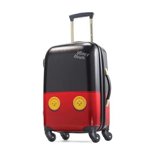 best luggage on amazon american tourister disney