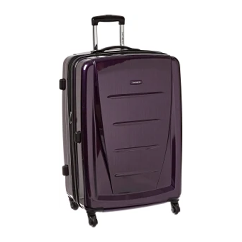 best luggage on amazon samsonite winfield