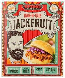 upton's naturals jackfruit, meat alternatives