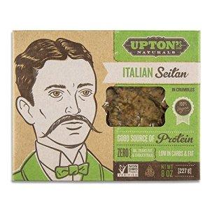 Upton's naturals seitain, meat alternatives