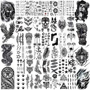 VANTATY temporary tattoos, temporary tattoos for adults