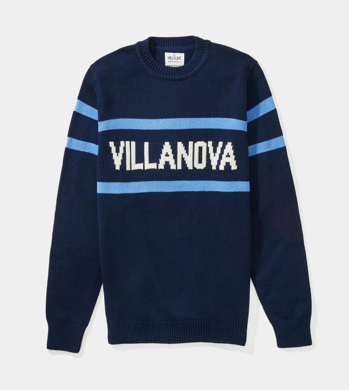 Hillflint Villanova Stadium Sweater