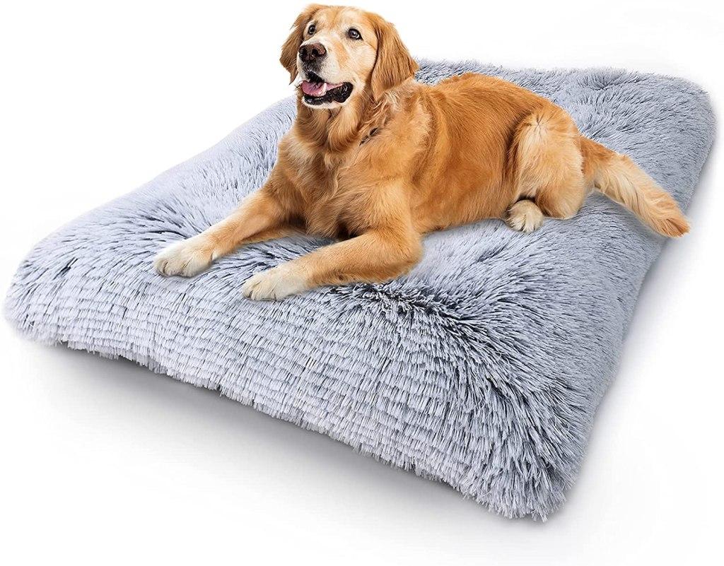 Vonabem Dog Bed Crate Pad, Best dog beds for larger dogs