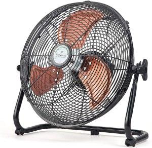 whirlwind life battery fan