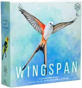 Wingspan board game, 2 person board game
