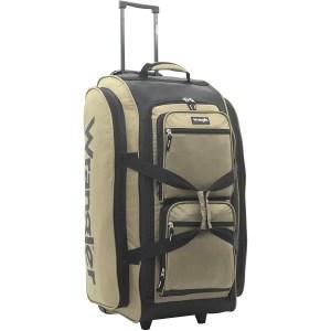 wrangler rolling duffel, best duffel bags on Amazon