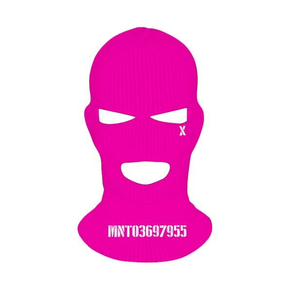 Industry Baby Hot Pink Ski Mask
