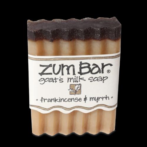 Zum by Indigo Wild Frankincense and Myrhh soap