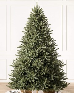 Balsam Hill Blue Spruce Artificial Christmas tree