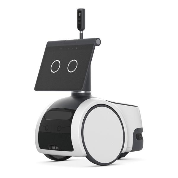 astro robot close-up