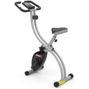 ATIVAFIT indoor cycling bike, foldable exercise bike