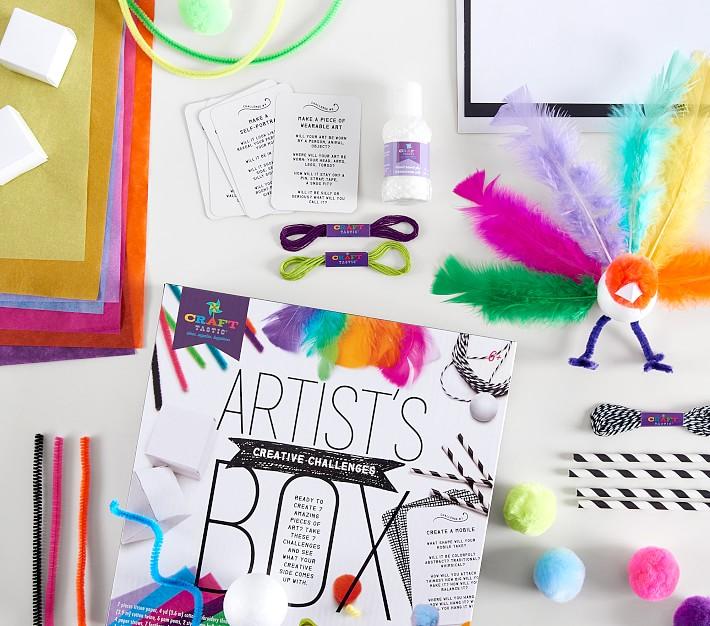 Craft supplies for kids