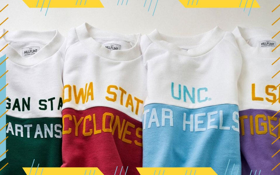 where to buy college apparel