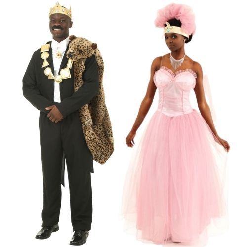 Coming to America Halloween Costumes