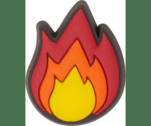 crocs fire jibbitz