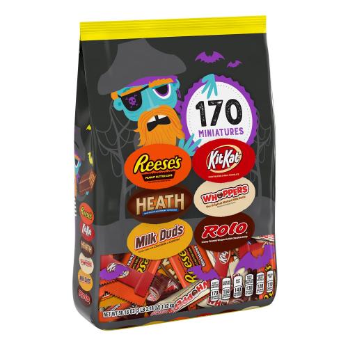 hershey miniature variety candy