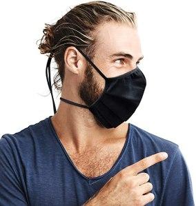 face mask for beards