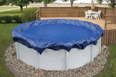 keep bugs and leaves out of your pool with one of the top-rated pool covers