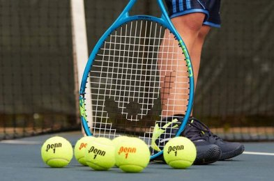 serve up hours of fun for you and your dog with these top-quality tennis balls