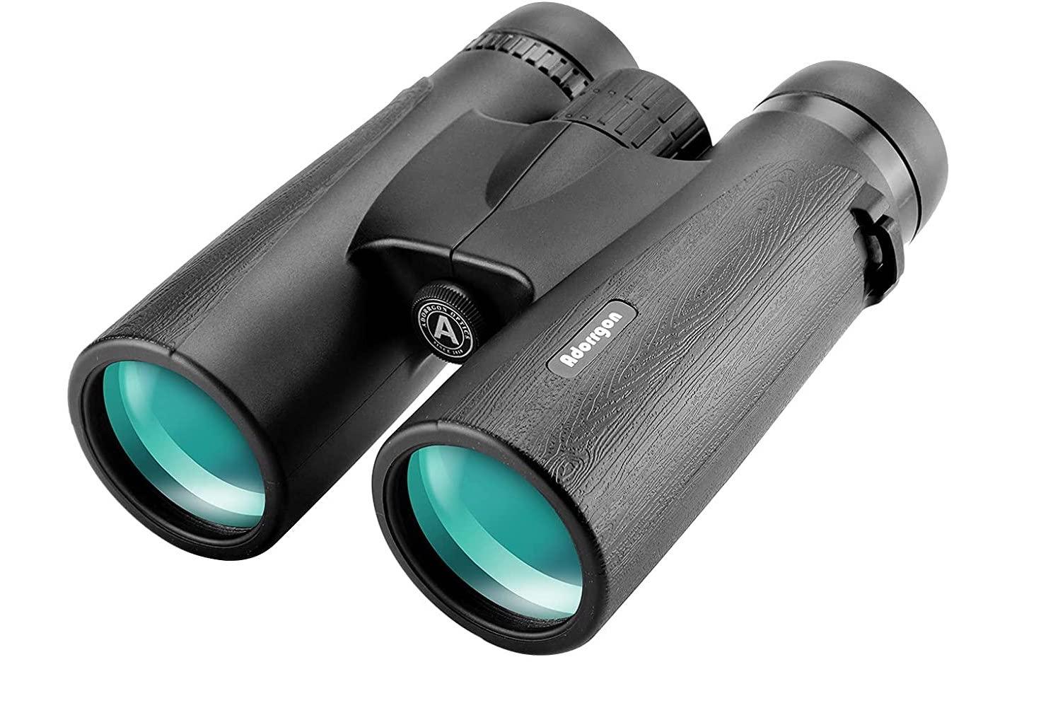 High-tech binoculars