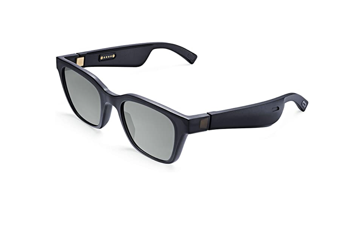 Sunglasses with bluetooth speakers