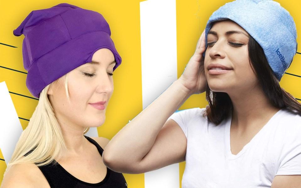 headache hats