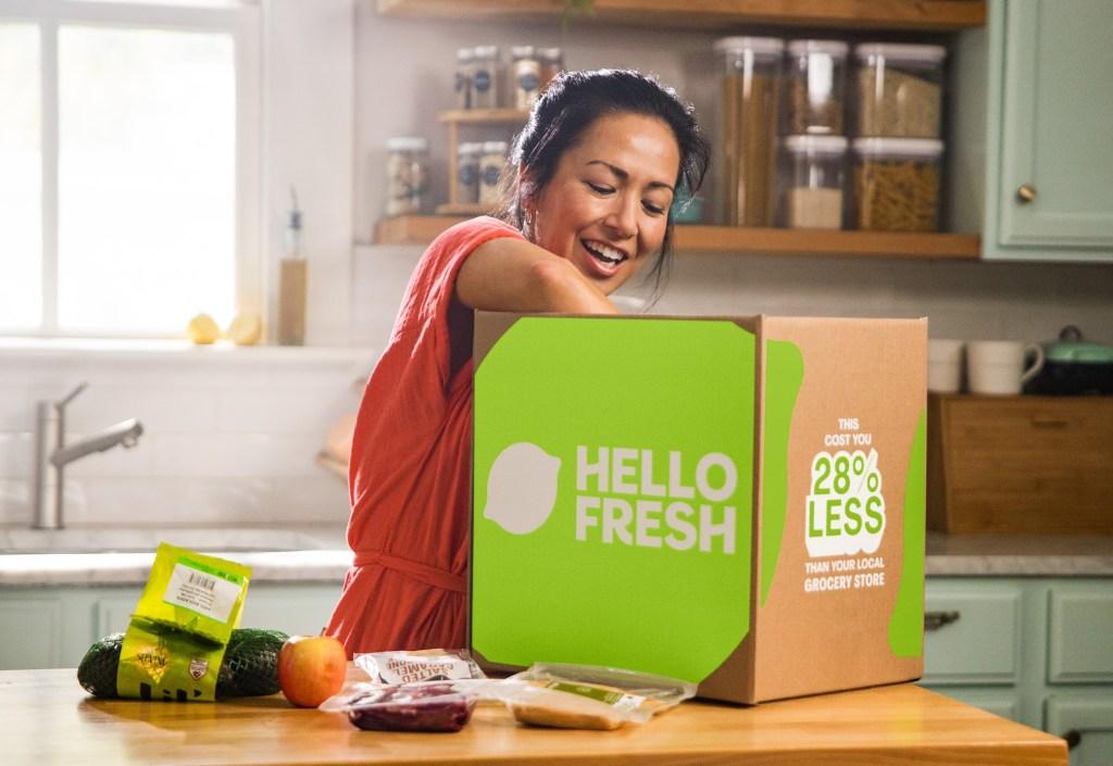 hellofresh, best meal kits 2021