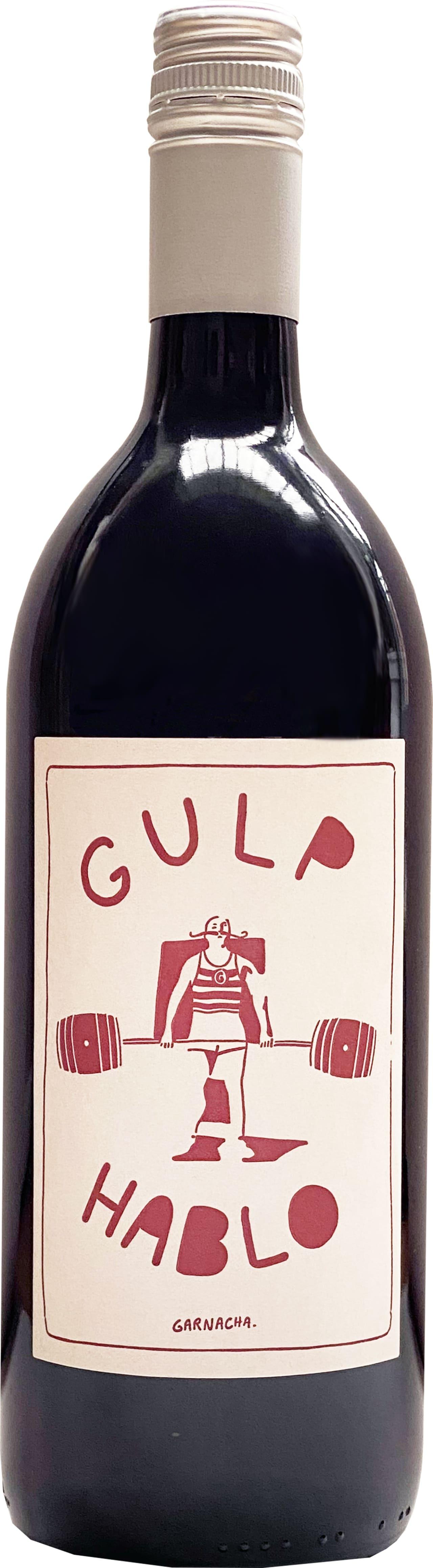 Gulp Hablo Garnacha, best cheap wine
