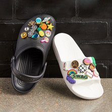 up your crocs game with these jibbitz charms