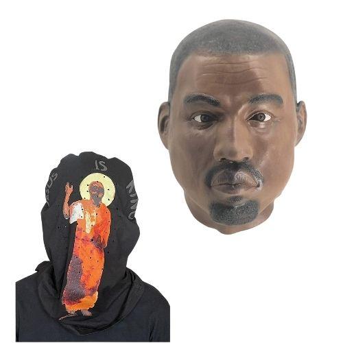 Kanye West Halloween Costume