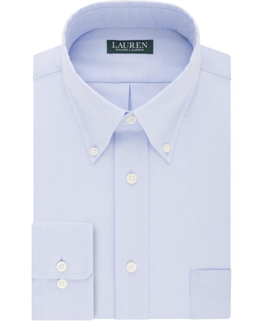 lauren-ralph-lauren-blue-dress-shirt