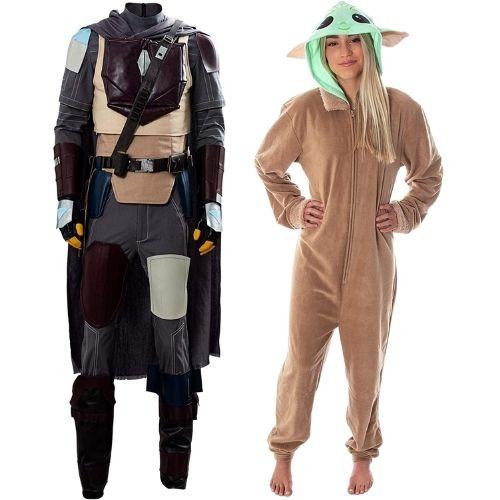 Mandalorian Halloween Costumes