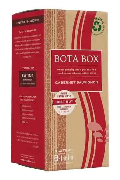 Bota Box Cabernet Sauvignon, best cheap wine