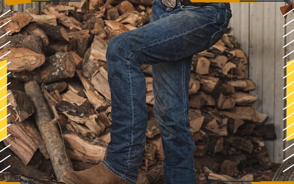 Tecovas Straight Western Jean