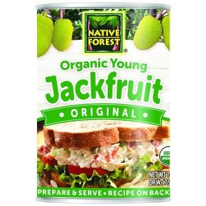 native forest organic jackfruit, meat alternatives