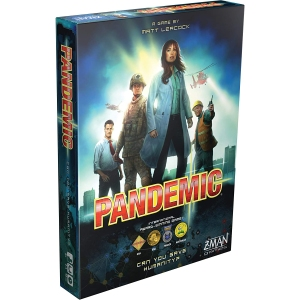 pandemic board game, 2 person board game