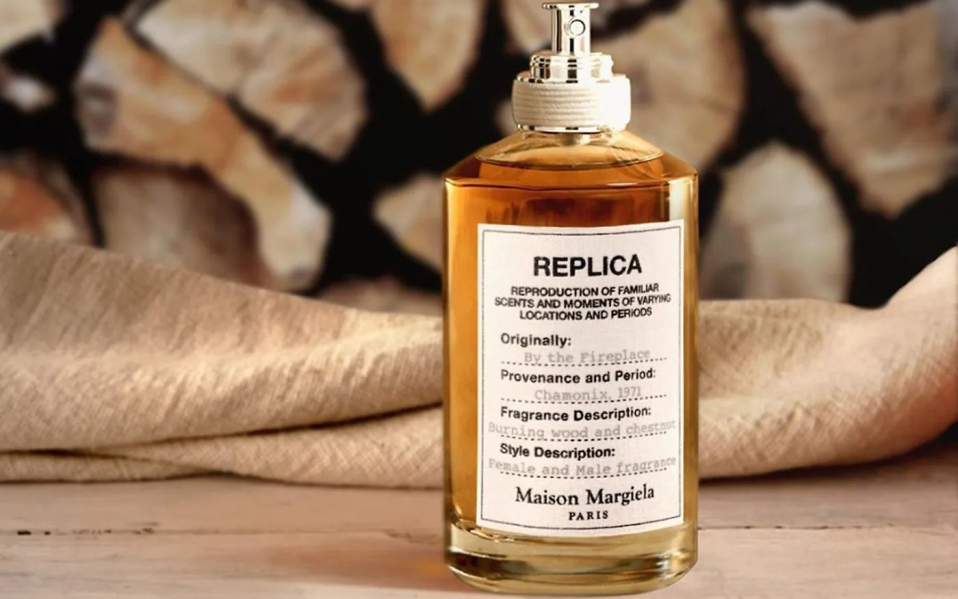 Maison Margiela 'REPLICA' By the Fireplace