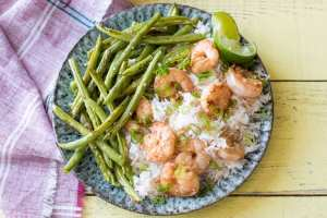 sesame shrimp, HelloFresh