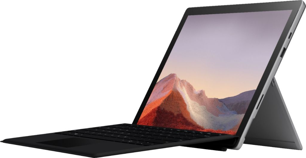 Microsoft Surface Pro 7, best tablet for zoom
